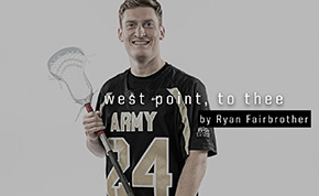 West Point, to Thee