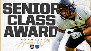 West Tabbed Senior CLASS Award Candidate