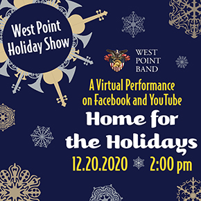 West Point Band Presents Virtual Holiday Show