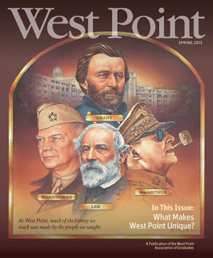 West Point Magazine Spring 2013