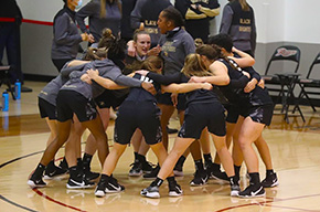 Women's Basketball Picked Eighth in Preseason Poll