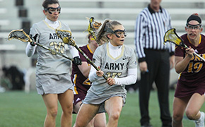 Women's Lacrosse Bests Monmouth; Improve to 5-0