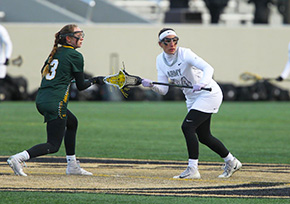 Women's Lacrosse Home Win Over Siena