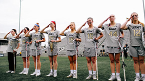 Women's Lax Picked Fourth in League's Preseason Poll