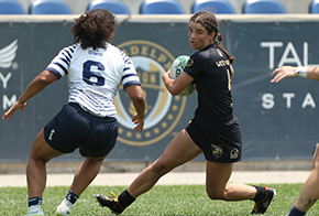 Women's Rugby Cruises to Multiple Wins at Navy