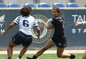 Women's Rugby Picks Up Overtime Win Over Brown