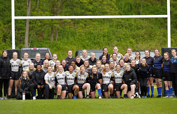 Women's Rugby is Stellar Versus Air Force