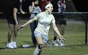 Women's Soccer Completes Thrilling Comeback Victory