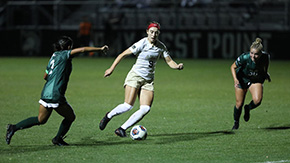 Women's Soccer Earns Point With 1-1 Draw Against Loyola Maryland