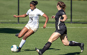 Women's Soccer Set to Play at Coast Guard Friday