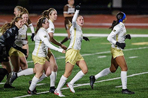 Women's Soccer Takes Down Lehigh