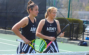 Women's Tennis Bests Bucknell at Home