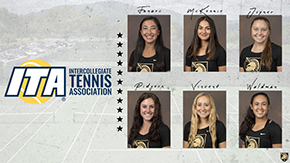 Women's Tennis Receives ITA Honors