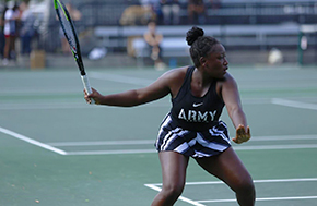 Women's Tennis Wraps Up Its Fall Season at West Point Invite