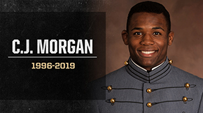 Wrestling Senior Night to Honor C.J. Morgan