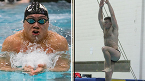 Zhang, Alaimo Collect Weekly League Honors