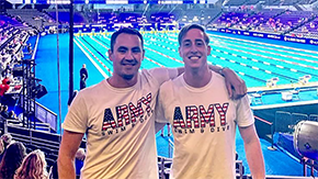 Zock '21 & Kim '21 Compete at Olympic Qualifiers