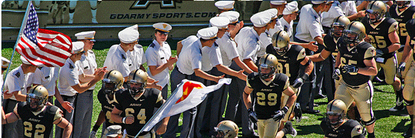 West Point Footballs