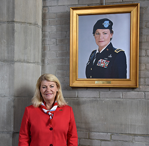 GEN(R) Ann Dunwoody Receives 2019 Thayer Award