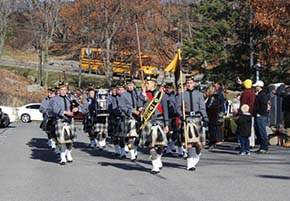 Pipes and Drums 12-11-2014
