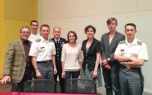 Army Debate Team