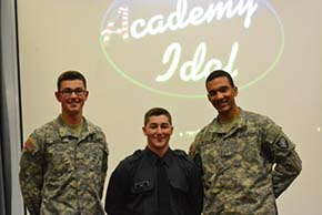 Academy Idol Winnders CDTs Moser-Hale and Weinmann