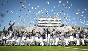 Watch the West Point Class of 2016 Graduation Live