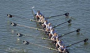 Crew at the Kerr Cup in Philadelphia