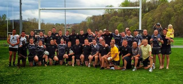 "Men's Rugby ""Old Grey Match"" 2014"