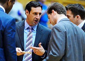 Allen Promoted to Associate Head Men's Basketball