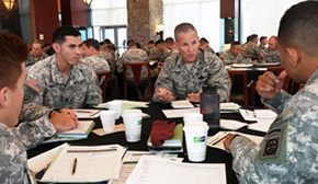 "Leaders Gather to Learn, Discuss ""Principled Negotiation"""
