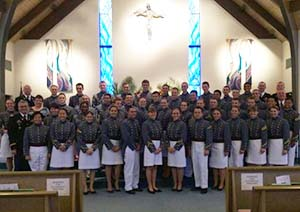 Protestant & Cotholic Combined Choir
