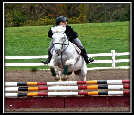 West Point Equestrian team at Briarwood Farm, Flemington, NJ.