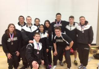 :  Another excellent performance by our Judo athletes at the New Jersey State Championships.