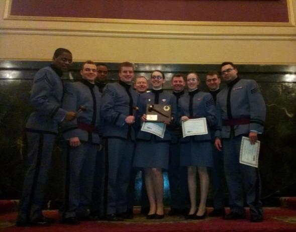 The West Point team won the Harvard National Model United Nations (HNMUN) championship as the Best Small Delegation for the fifth time in eight years.