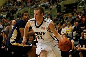 Men's Basketball beats Navy.
