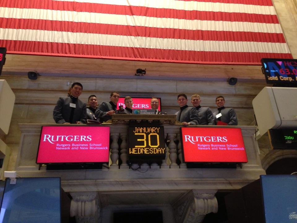 Rutgers Quantitative Finance Summit on Risk Management.
