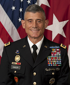 West Point Superintendent LTG Caslen