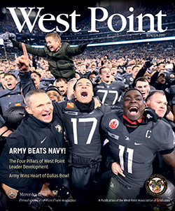 West Point Magazine Winter 2017