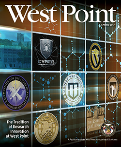 West Point Magazine Spring 2017