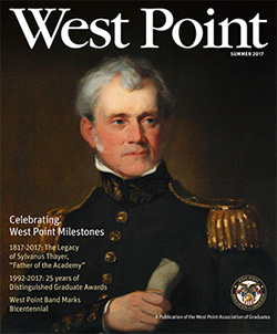 West Point Magazine Summer 2017