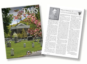 2018 TAPS Magazine Cover
