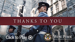 Thank You from West Point AOG
