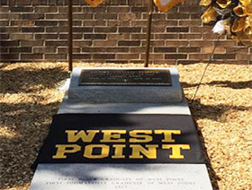 West Point Flipper Gravesite