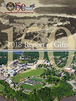 2018 Annual Report of Gifts: Thank You!
