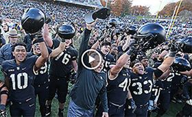 Army Football Beats Air Force, Retains Commander In Chief's Trophy