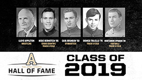 Army Sports Announces Hall of Fame Class of 2019