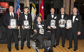 Army Sports Hall of Fame Inductees