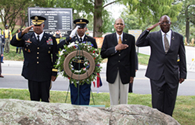 57th Annual Buffalo Soldier Memorial Ceremony
