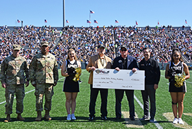 USMA 1979 Presents $1M 40th Reunion Gift